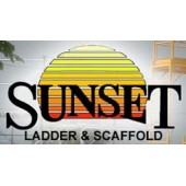 Sunset Ladder and Scaffold